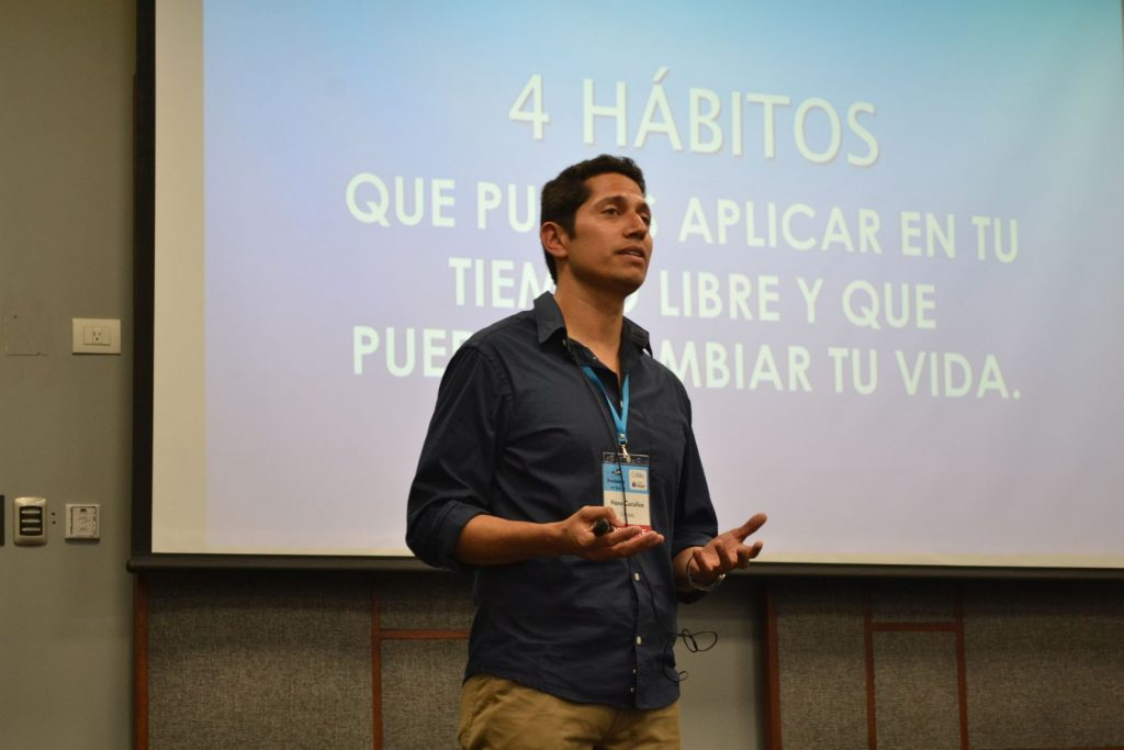 Nano Cuculiza - Conferencia Let's Talk About Business Vol. 4