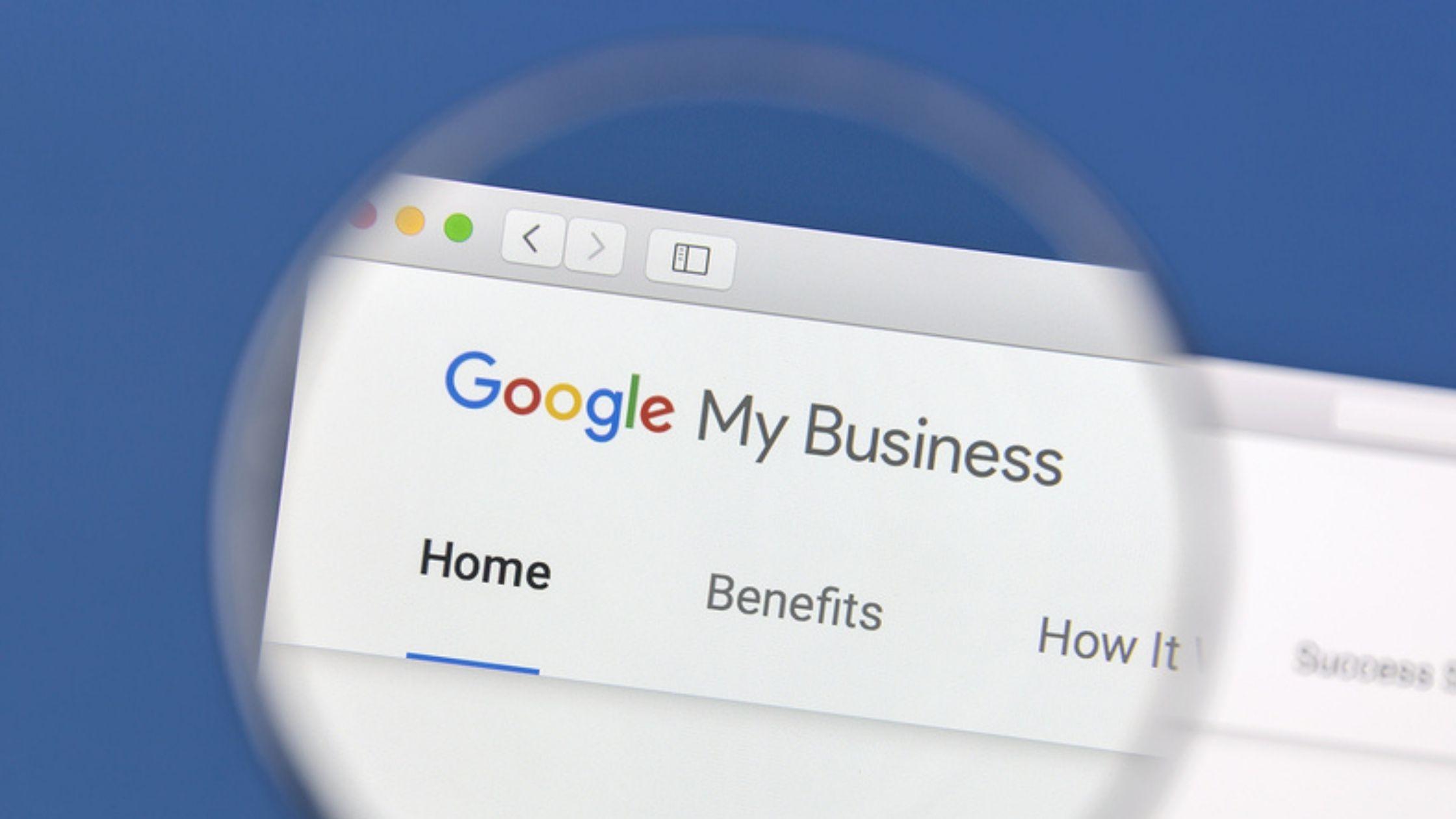como usar google my business