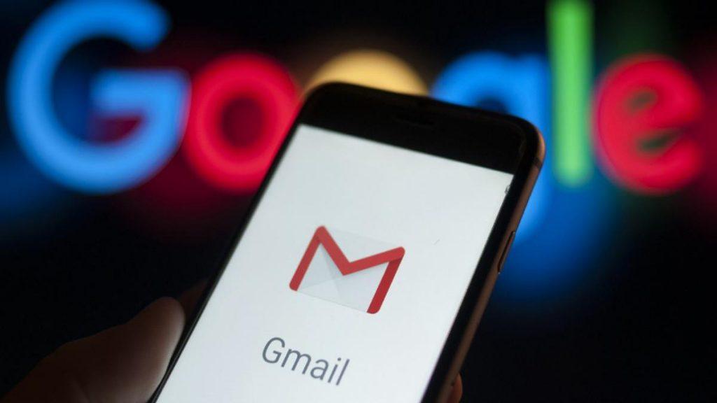 gmail ofrece cuentas de correo gratuitas.